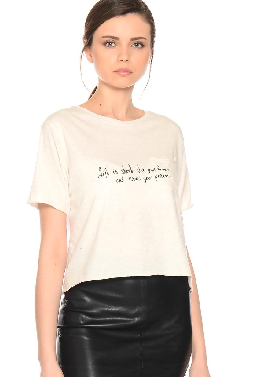 Kadın Shana Tişört